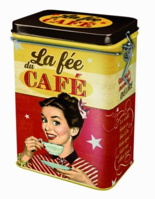 Kaffeburk: La fe'e du CAFE' 500g Natives