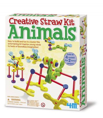 animals creative craft, pyssel